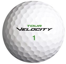 Wilson Tour Velocity Feel Golf Balls 15-Pack