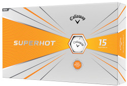 Callaway SuperHot Golf Balls [15-Ball]