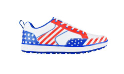 Etonic Golf G-SOK 3.0 Limited Edition USA Spikeless Shoes