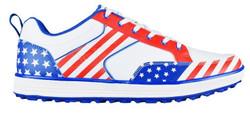Etonic Golf G-SOK 3.0 Limited Edition USA Spikeless Shoes