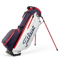 Titleist Golf- USA Flag Players 4 Plus Stand Bag