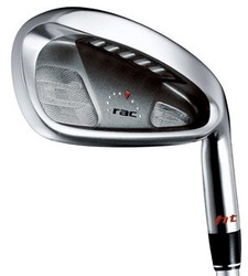 Pre-Owned TaylorMade Golf RAC HT Irons (7 Iron Set)