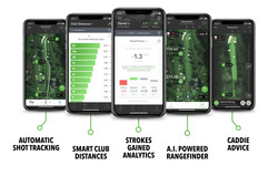 Arccos Golf- 3rd Generation Caddie Smart Sensors