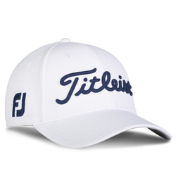 Titleist Golf- Tour Elite Cap White Collection