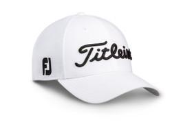 Titleist Golf- Tour Sports Mesh Cap Staff Collection