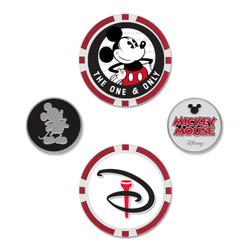 Team Effort Golf- Disney Mickey Mouse Ball Marker Set