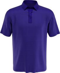 Callaway Golf- Big & Tall Swing Tech All Over Tees Printed Polo