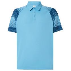 Oakley Golf- Dot Sleeves Polo
