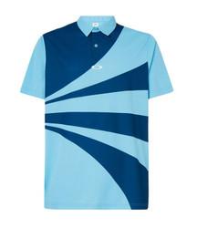 Oakley Golf- Geometric Swing Polo