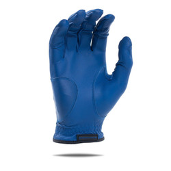 Bender Gloves- MLH Elite Cabretta Leather Glove Blue