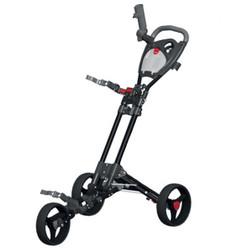 Spin It Golf- GCPro II Easy Fold Push Cart