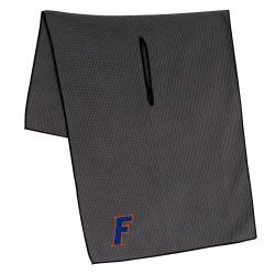 Team Effort Golf- NCAA Grey Microfiber Towel