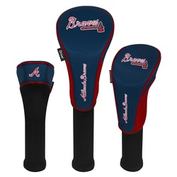 Team Effort Golf- MLB Set of Three Headcovers