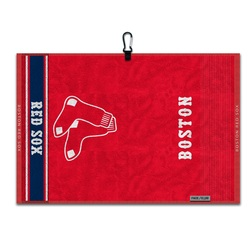 Team Effort Golf- MLB Face/Club Jacquard Towel