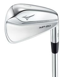 Pre-Owned Mizuno Golf MP-20 MB Irons (7 Iron Set)