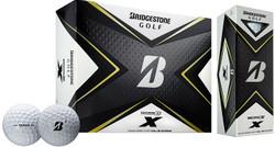 Bridgestone Tour B X Golf Balls LOGO ONLY