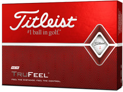 Titleist TruFeel Golf Balls LOGO ONLY