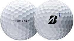 Bridgestone Tour B XS Golf Balls LOGO ONLY