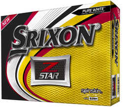 Srixon Z-Star Golf Balls LOGO ONLY
