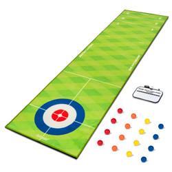 GoSports Golf- Shuffleboard/Curling Putting Game