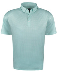 Callaway Golf- Gingham Printed Polo