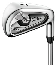 Pre-Owned Titleist Golf T300 Irons (6 Iron Set)