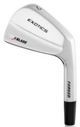 Pre-Owned Tour Edge Golf Exotics CBX Blade Forged Irons (8 Iron Set)
