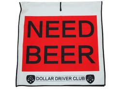 Dollar Driver Club- Ultimate Golf Towel