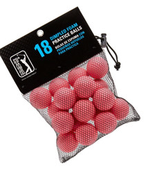 PGA Tour Golf- Foam Practice Balls