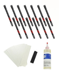 Lamkin Golf- TS1 Midsize Plus Complete Regrip Kit