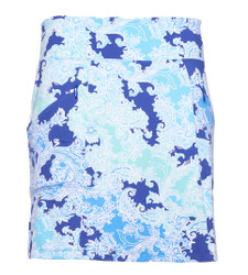 IBKUL Golf- Ladies Pascha Printed Skort