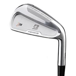 Pre-Owned Bridgestone Golf J38 Cavity Back Irons (7 Iron Set)