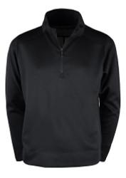 Nike Golf Junior Dri-Fit 1/4 Zip Long Sleeve Top