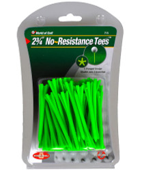 "Jef World of Golf- Pronged 2 3/4"" Tees (40 Pack)"