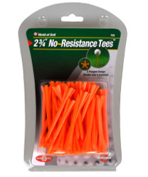"Jef World of Golf- No Resistance 2 3/4"" Tees (40 Pack)"