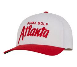 Puma Golf- Atlanta City Snapback Cap
