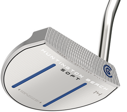 Cleveland Golf- Huntington Beach Soft #14 Single Bend Shaft Putter