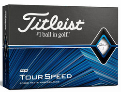 Titleist Tour Speed Golf Balls LOGO ONLY