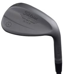 Pre-Owned Titleist Golf Vokey SM7 Jet Black Wedge (Left Handed)