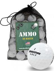 Bridgestone B330 RX Recycled Mint Used Golf Balls [36-Ball]
