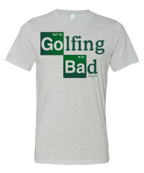 SwingJuice Golfing Bad Short Sleeve T-Shirt