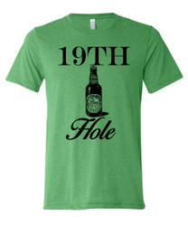 SwingJuice Golf 19th Hole Beer Short Sleeve T-Shirt