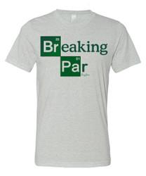 SwingJuice Golf Breaking Par Short Sleeve T-Shirt