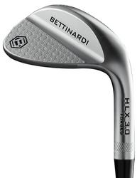 Bettinardi Golf- HLX 3.0 Satin Chrome Wedge