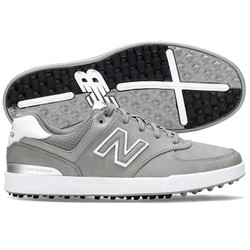 New Balance Spikeless Shoes- Ladies 574 Greens Spikeless Shoes