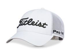 Titleist Golf- Tour Performance Mesh Cap Legacy Collection