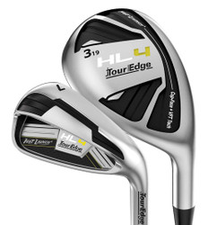 Pre-Owned Tour Edge Golf Hot Launch HL4 Combo Irons (8 Club Set)