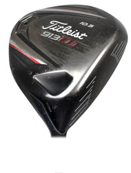 Pre-Owned Titleist Golf LH 913D3 Driver (Left Handed)