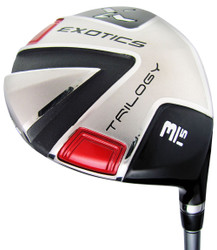 Pre-Owned Tour Edge Golf LH Exotics Trilogy Fairway Wood (Left Handed)