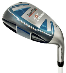 Pre-Owned Tour Edge Golf LH Hot Launch Iron Wood (Left Handed)